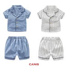 Details About Gentleman Toddler Kids Boys Pjs Pajamas Sleepwear Clothes Size 2t 3t 4t 5t 6t 7t