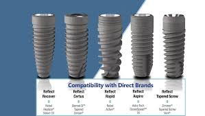 Reflect Dental Implant Systems Integrated Dental Systems