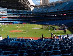 Rogers Centre Section 127 R Seat Views Seatgeek