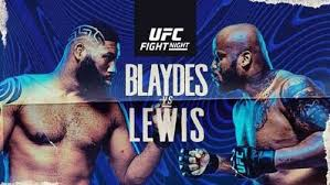 The main ufc fight card is set for 8 p.m. Ufc Fight Night Blaydes Vs Lewis 2 20 21 Online Live Stream Full Replay