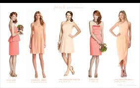 Peach Dresses For Wedding Guests Pictures Ideas Guide To Buying Peach Dress Outfit