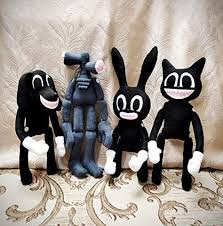 Unnerving images with right back at it again by a day. Cartoon Cat Dog Bunny Mouse Inspired Trevor Creatures Siren Head Plush Toy Plushies In 2021 Cartoon Dog Cartoon Cat Cartoon Bunny