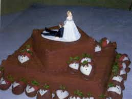 Simple Grooms Cake Chocolate And Strawberry Grooms Cake Cake