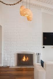 Modern Minimalism. White Brick ...