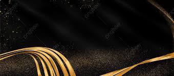 stylish black gold background design