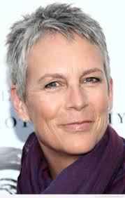 Short Grey Hair Style fine hair style short hair cuts for women over 50 wearing glasses 1525 by wearticles.com