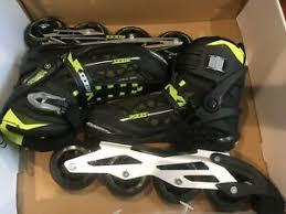 Details About Roces Xenon 2015 Inline Skates Mens Sz 8 Eu 41 Return 190 Value 2