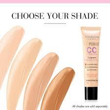 123 Perfect Cc Cream 31 Ivory Bourjois
