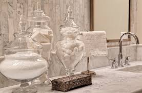 Apothecary Jar Decorating Ideas Bathroom Accessories Glass Apothecary Jars Help Bring In A Spal 37