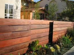 52 best Horizontal wood fence images on Pinterest Fence Front