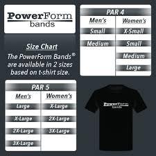 Powerform Bands Golf Swing Training Aid