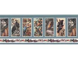 Birds Wallpaper Border SH4331B