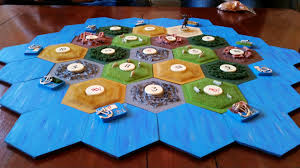 Homemade Wooden Board Games Homemade Catan Set Album on Imgur 69