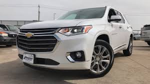 the redesigned 2018 chevrolet traverse premier 3 6l v6 review