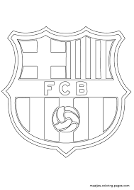 Small Picture Barcelon Coloring PagesColoringPrintable Coloring Pages Free