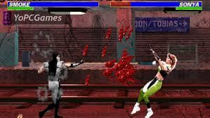 mortal kombat trilogy pc game