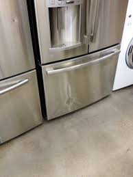 scratch and dent dishwasher. Simple Dent Scratch And Dent Department Of A Major Big Box Store Throughout And Dishwasher