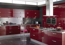 kitchen design colors ideas. 15 High Gloss Kitchen Designs In Bold Color Choices Note The Worktop Colour Here! Design Colors Ideas E