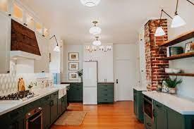 Small Vintage Galley Kitchen Hgtv
