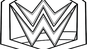 Free Wwe Coloring Pages Coloring Pages Printable Coloring Pages
