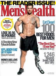utee veteran lands on men s health