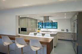 Kitchen islands with breakfast bar Hgtv Kitchen Island Breakfast Bar Modern Retreat In Davie Florida Inside Kitchen Islands With Breakfast Bar Safe Home Inspiration 40 Kitchen Islands With Breakfast Bar Safe Home Inspiration