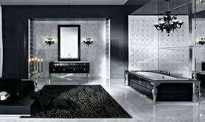 40 Cool Black And White Bathroom Design Ideas DigsDigs Classy Black Bathroom Tile Ideas