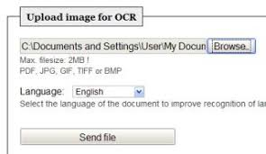 Free Ocr Converts Your Scanned Documents To Text