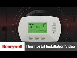 thermostat installation video training honeywell thermostat installation video training honeywell
