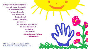 Little Handprints Are Precious Even On Walls Parents Quotes Adorable Education Quotes For Kids