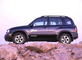 2003 Chevrolet Tracker Values Cars For Sale Kelley Blue Book