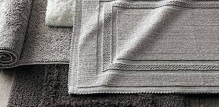 restoration hardware bath rugs cotton bath rug collection restoration hardware woven bath rug