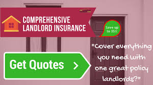 what not to assume comprehensive landlord insurance