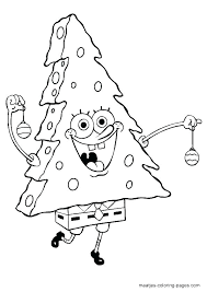 Printable Spongebob Coloring Pages Free Printable Colouring Page