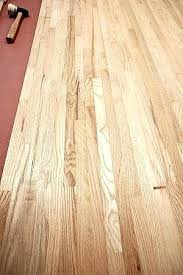 unfinished hardwood flooring oak menards