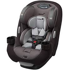 Amazon.com : Safety 1st MultiFit EX Air 4-in-1 Convertible Car Seat, Amaro Grey Baby Seat
