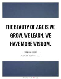 Age Beauty Quotes Best of Age And Beauty Quotes Sayings Age And Beauty Picture Quotes