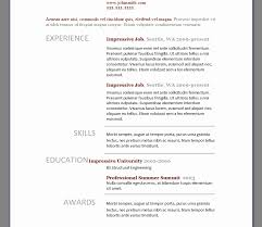 52 Beautiful Stock Of Instant Resume Templates