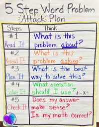 teaching word problems is often the most challenging part of the curriculum for a math teacher