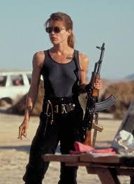 Verano Syfy. Terminator 2 Judgment Day El diablo de metal.