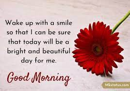 sweet good morning messages for her to