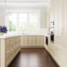 French Provincial Kitchen traditional-kitchen