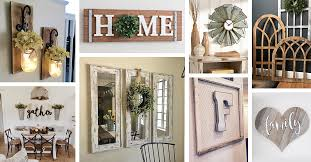 45 charming farmhouse wall decor ideas to add some rustic flair to your blank walls