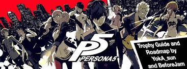 Roadmap Guide 5 Persona org Trophy And Playstationtrophies nPAA7a