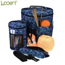 <b>Looen Empty</b> Yarn Storage Bag Yarn Organizer For All <b>Crochet</b> ...