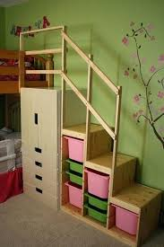 ikea loft bed and desk easy full height bunk bed stairs hackers hackers bunk bed and