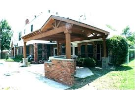 patio cover ideas cost build covered patio wood patio cover design ideas