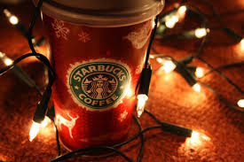 starbucks winter wallpaper. Exellent Winter Tags Starbucks Coffee Christmas Lights 500x333 In Winter Wallpaper