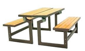 lifetime bench table convertible bench picnic table picnic bench kit convertible bench to picnic table lifetime lifetime bench table folding picnic