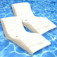 intex inflatable lounge chair. Intex Inflatable Empire Lounge Chair Sofa Wave W Ottoman T